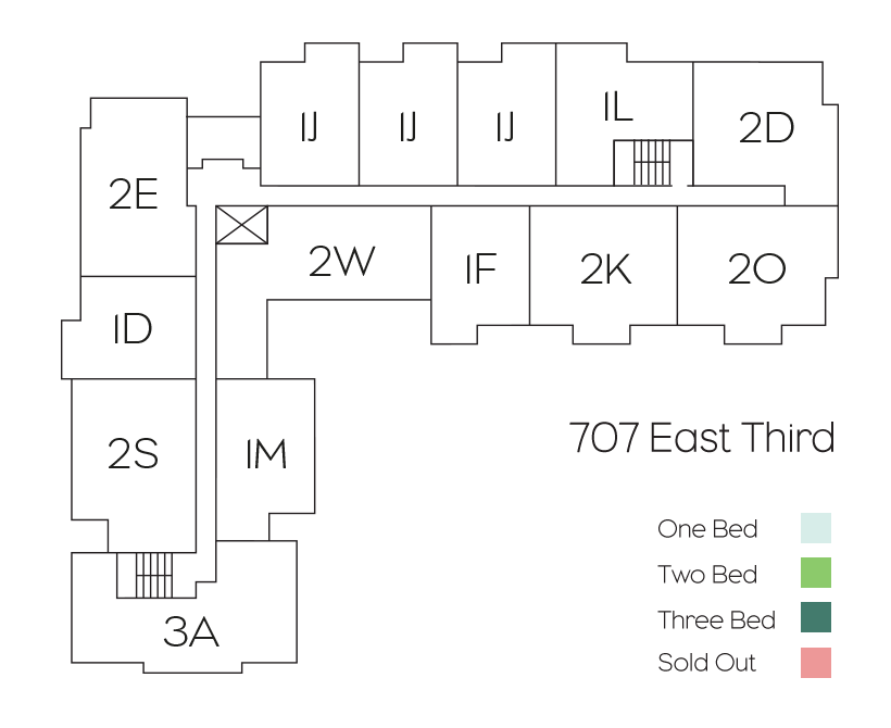 Level 2 Building 1