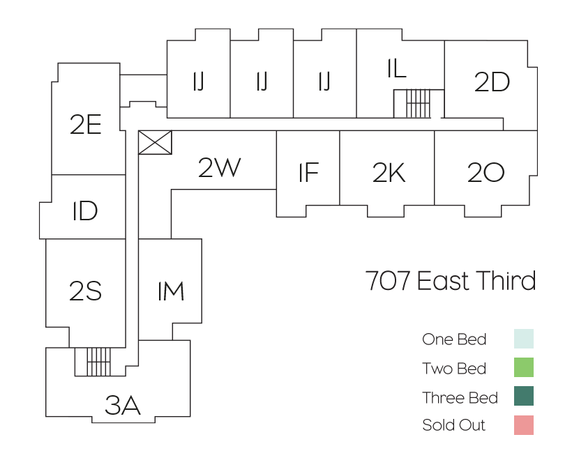 Level 3 Building 1